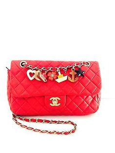 Chanel-Valentine-Limited-Edition-Quilted-Red-Leather-Shoulder-Bag