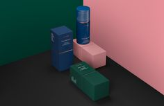 Microme cosmetics — Brand concept on Behance