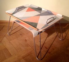 1960s steel and plywood bedtray/laptop tray £120.00 plus carriage