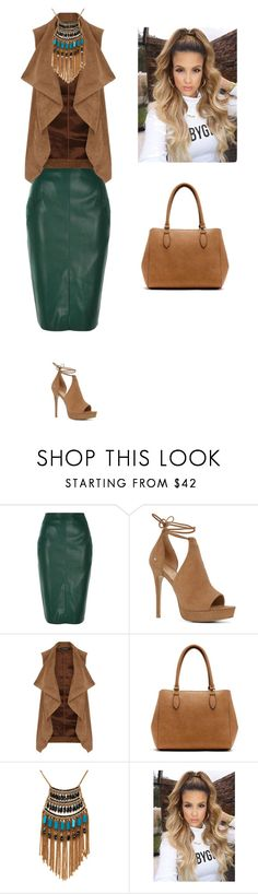 """""""Untitled #8"""" by senadaa-berbic ❤ liked on Polyvore featuring River Island, ALDO, Dorothy Perkins, New Directions and Leslie Danzis"""