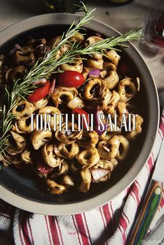 tortellini-salad by PasstheSushi, via Flickr