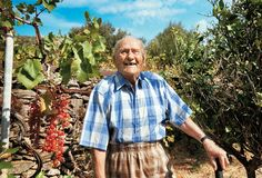 """""""[A] great new survivor story: Diagnosed with terminal lung cancer, Stamaitis Moraitis left the U.S. and moved back to Ikaria, a Greek island, to be close to his family and enjoy his last 9 months on earth. 30 years later he's 96 and cancer-free. No surgery, no drugs, no chemo. So what did he do? You've got to read it to find out!  :)"""" -Chris Beat Cancer blogger share"""