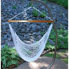 I really really want one of these....to hang under the deck.