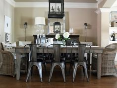 dining room industrial - Buscar con Google