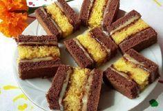 My children's big favorite, I can't cook enough of it My children's big favorite, I can't cook enough of it A gyermekeim nagy kedvence, nem tudok belőle annyit sütni, hogy elég legyen 70 Source by juhsznkrischneider Croation Recipes, Romanian Food, Romanian Recipes, No Cook Desserts, Food Cakes, Cream Cake, Cake Cookies, Sweet Recipes, Cookie Recipes