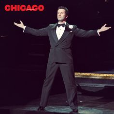 Marco Zunino as Billy Flynn (2015)
