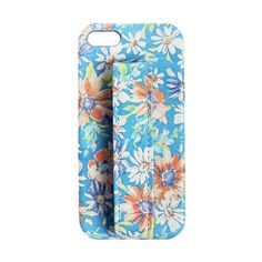 Printed Leather iPhone 5 Clutch