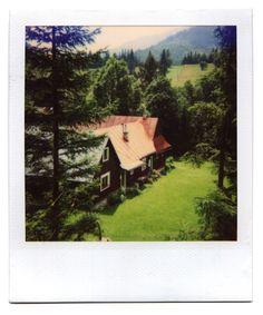 Slovaquie Polaroid  photography aline.mathy@free.fr