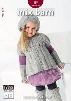 Sandnes Garn Mix Barn №1102 2011 - 紫苏 - 紫苏的博客