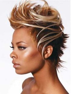 Women with Short Black Hair Color - Looking for beautiful short haircuts for black women, check out 1966mag.com