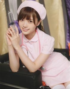 Shared by Find images and videos about nurse and 白石麻衣 on We Heart It - the app to get lost in what you love. Beautiful Japanese Girl, Japanese Beauty, Beautiful Asian Women, Asian Beauty, Cute Asian Girls, Cute Girls, Sexy Nurse, Kawaii Girl, Cosplay Girls