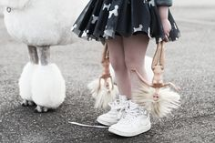 Petticoat with poodle print by Caroline Bosmans for spring summer 16. Read more in MILAN Magazine: http://www.milan-magazine.de/caroline-bosmans-save-animals-eat-people/  #carolinebosmans #crlnbsmns #saveanimalseatpeople #kidsfashion #fashionforkids #kidswear #kindermode #ss16 #spring #summer #poodle #fashionphotography #shariruzzi
