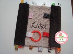 Creating custom designed personalized baby blankets and other baby products at www.sun7designs.com