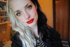 White + Red + Black = Cruella