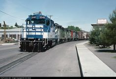 RailPictures.Net Photo: AZER 2045 Arizona Eastern Railway EMD GP20 at Globe, Arizona by Chris Butts