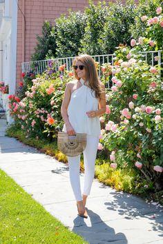 d7d7adb8bba9 amanda uprichard beckett top in white New York Summer