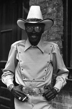 """Clarence 'Gatemouth"""" Brown,"""