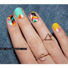 Nail-Art-Ideas-for-Short-Nails-24 http://miascollection.com