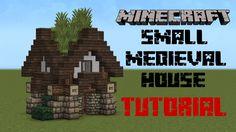 Minecraft village medieval house Minecraft Medieval house tutorial YouTube Minecraft medieval Minecraft medieval house Minecraft tutorial