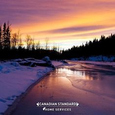 Elbow River (Alberta, Canada) - Together we can preserve Canada's landscapes. www.canadian-standard.ca