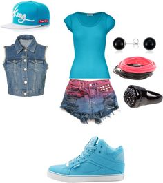 """""""SWAG ."""" by laylahood on Polyvore"""