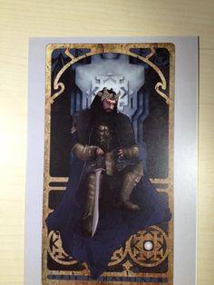 Thorin, King Under the Mountain.