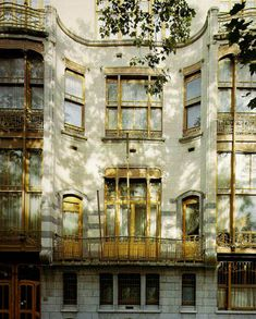 Listed as a UNESCO World Heritage Monument, the Solvay House is a part of the major Town  Houses of the Architect Victor Horta.  In 1894, Armand Solvay, the chemistry magnate, engaged his services, granting him unlimited  freedom of creation and unrestricted funding to bring to fruition the project of a home for his bride