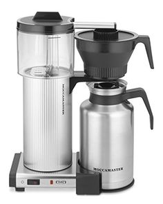 Special Offers - Moccamaster CDT Grand 15-Cup Coffee Brewer with Thermal Carafe Brushed Silver - In stock & Free Shipping. You can save more money! Check It (November 22 2016 at 04:19PM) >> http://dripcoffeemakerusa.net/moccamaster-cdt-grand-15-cup-coffee-brewer-with-thermal-carafe-brushed-silver/