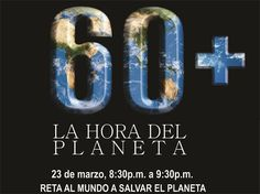 La Ciudad se suma a la iniciativa mundial de La Hora del Planeta  - http://gd.is/Jx9V8K