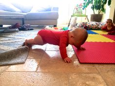 """"""" """"I am still in my pajamas! Plank is one exercise that can be done anytime, anywhere and wearing anyth Postnatal Workout, Nutrition Tips, Plank, Kids Rugs, Exercise, Sayings, Fitness, Ejercicio, Kid Friendly Rugs"""