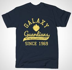 Guardians of the Galaxy T Shirts! | 19. Guardians since 1969 – by Olipop