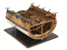 Fighting vessel; Bomb vessel - National Maritime Museum