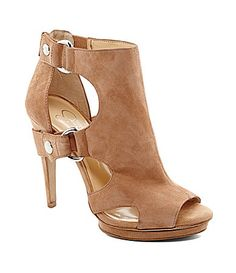 Jessica Simpson Faina Booties #Dillards