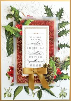 The Shopping Channel Canada - Web Event - Anna Griffin Beautiful Christmas Cards, Christmas Cards To Make, Holiday Cards, Christmas Crafts, Xmas Cards, Christmas Border, Christmas Rose, Christmas Colors, Christmas 2019