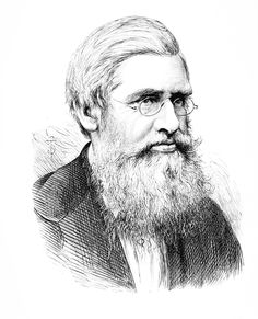 Alfred Russel Wallace, (8 January 1823 – 7 November 1913) was a British naturalist, explorer, geographer, anthropologist and biologist. He is best known for independently proposing a theory of evolution due to natural selection that prompted Charles Darwin to publish his own theory.  http://biodiversitylibrary.org/creator/1522