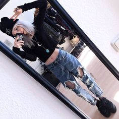 5 Creative Tips and Tricks: Urban Wear Women Jordan Shoes urban wear swag posts.Urban Wear Swag Posts urban wear women h&m. Neue Outfits, Komplette Outfits, Grunge Outfits, Casual Outfits, Fashion Outfits, Womens Fashion, Fashion Fashion, Casual Dresses, Party Outfits