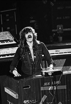 Deep Purple's  Jon Lord