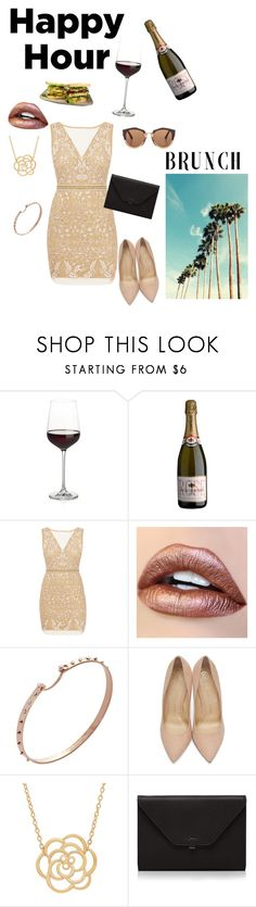 """Untitled #466"" by hollicakes ❤ liked on Polyvore featuring Crate and Barrel, Nicole Miller, Nouvel Heritage, Charlotte Olympia, Lord & Taylor, Valextra and Marni"