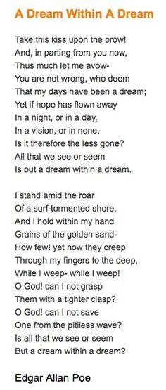 My absolute favorite poem!