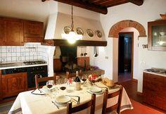 Appartement in der Toskana fuer Familie mit zwei oder drei Kinder. Zwei grosse…