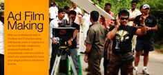 SarojAds is one of the Best, Top leading Creative Ad Film Agencies and Ad Film Makers and Ad Film Production Company in India, Chennai, Delhi, Bangalore, Hyderabad.Services Provides Corporate Films, Documentary Film Production, Ad Film Production etc..
