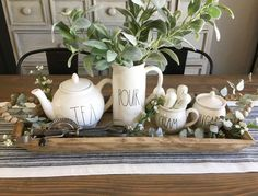 Rae Dunn Display Ideas To Make Beautiful Decor In Your Home 21083