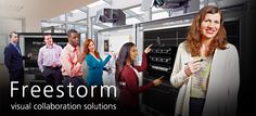 Freestorm visual collaboration solutions - SMART Technologies