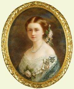 1860 Victoria, Princess Royal - Queen Victoria's daughter