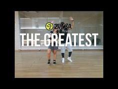Sia - The Greatest - Zumba (Pop)