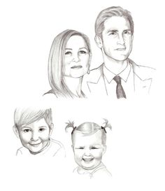 Jessica Capshaw, @Christopher Gavigan , Luke and Eve