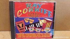 RAY CONNIFF. TICO TICO. CD / SAAR SRL - 1998. 16 TEMAS / LIGERÍSIMAS MARCAS.