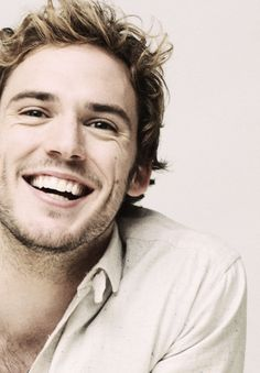 Sam Claflin - just watched Love, Rosie and he is now my new movie-actor crush. Those Brits...yum.