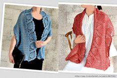Crochet and arts: Crochet scarf