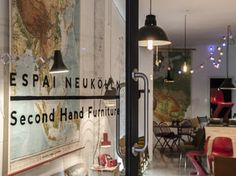 Esapi Neukolln - Second hand furniture store in Barcelona